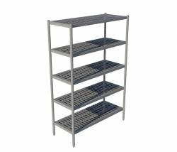 Stainless Steel Rack - Perforated