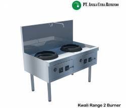 Stainless Steel Kwali Range 2 Burner