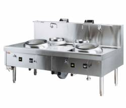 Cooking Line NAYATI - Kwali Range Low Pressure 2 Blower